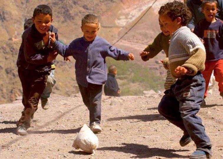 أطفال المغرب سيمثلون 26.7 في المائة من عدد السكان في أفق 2030