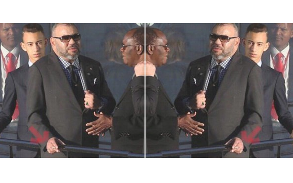 صورة للملك محمد السادس يدخن سجارة تخلق الجدل على مواقع التواصل الاجتماعي