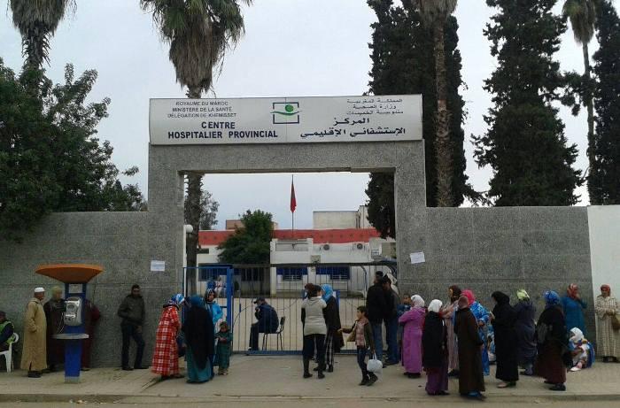18 جريحا 2 اصابتهما خطيرة في انقلاب حافلة للنقل المزدوج بالخميسات