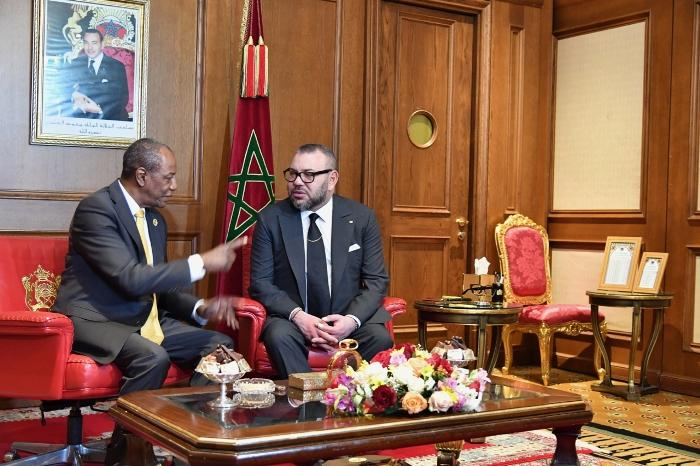 الملك محمد السادس يقوم بزيارة رسمية لدولة غينيا  الأسبوع المقبل