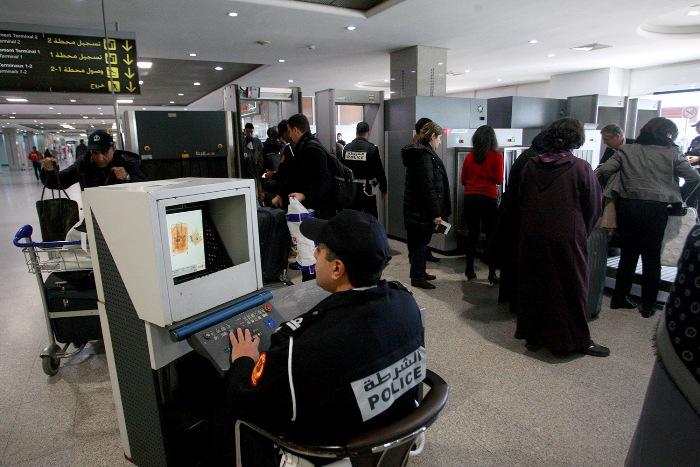 """Résultat de recherche d'images pour """"شرطة المطارات المغربية"""""""