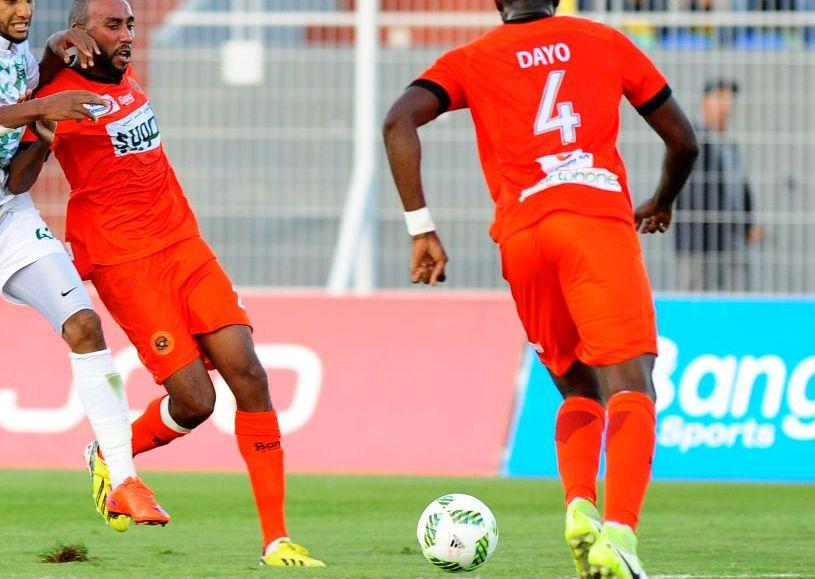 نهضة بركان يتأهل للدور التمهيدي الثاني في كأس الاتحاد الافريقي