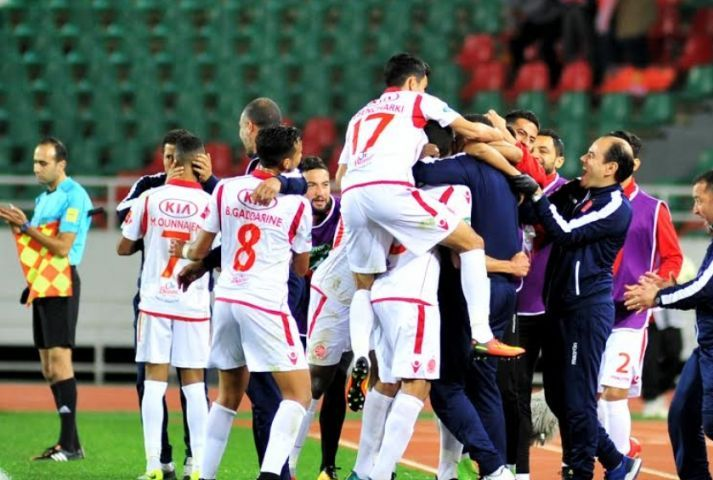 الوداد يتأهل لدوري مجموعات عصبة أبطال إفريقيا رغم الهزيمة