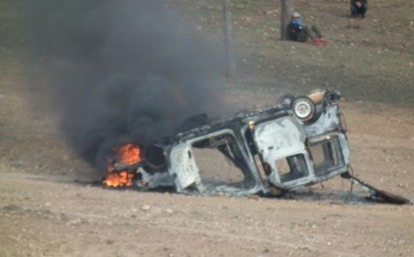 العثماني: لن نسمح بإحراق سيارات الشرطة وضرب القوات العمومية