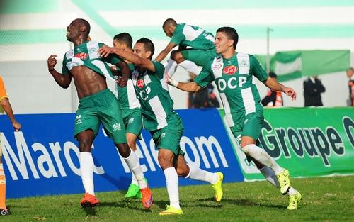 الدفاع الحسني الجديدي يتأهل إلى دوري المجموعات في منافسات أبطال إفريقيا