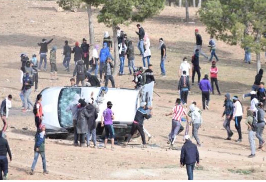 ابتدائية وجدة تؤجل محاكمة 7 متهمين في أحداث جرادة إلى 26 مارس