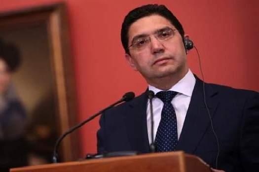 بوريطة : المصالح العليا للمغرب غير قابلة للتفاوض أو المساومة