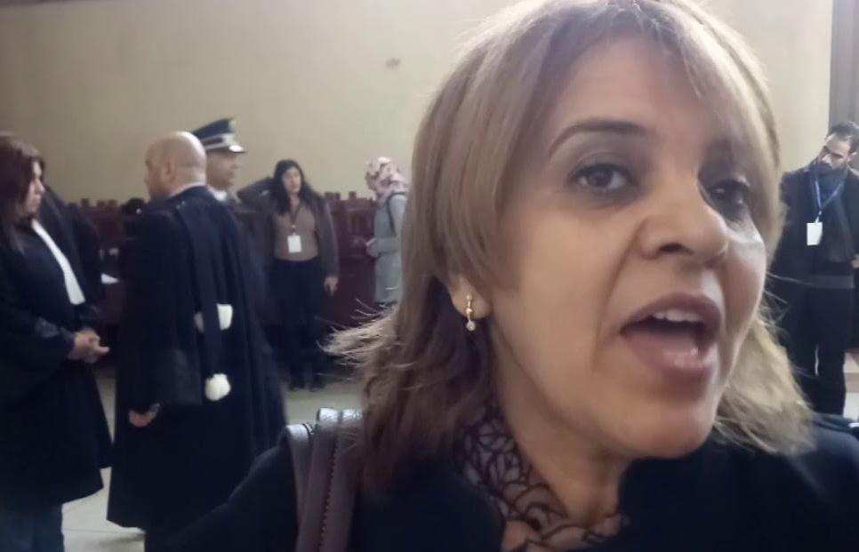 أمينة الطالبي: ضحايا بوعشرين يتعرضن لضغوطات قوية خارج المحكمة