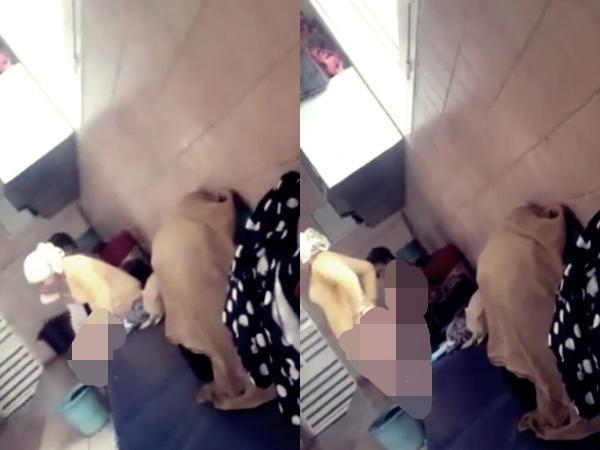 تحدي تصوير فيديوهات لنساء عاريات في حمامات شعبية يستمر