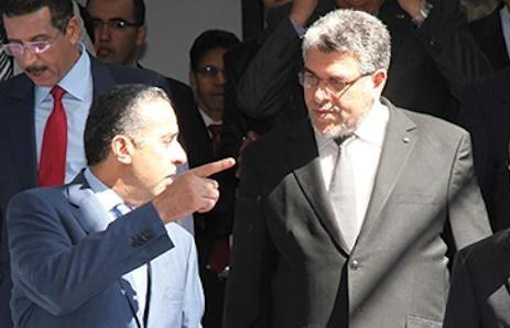وزير الدولة الرميد يشكر الحموشي لهذا السبب