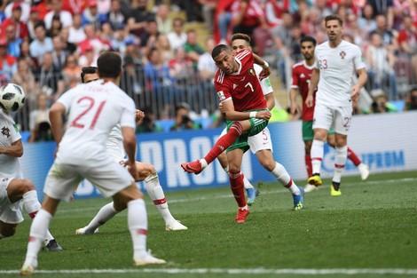 وكالة إنترفاكس الروسية: الفيفا تفتح تحقيقا في مباراة المغرب البرتغالي