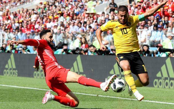 بلجيكا تهزم تونس بـ 5 - 2