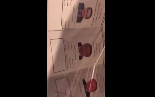 نقابة الصحافة تفرض على الزملاء الصحافيين المشكوك في ولائهم للائحتها تصوير عملية الاقتراع داخل المعزل ( فيديو)