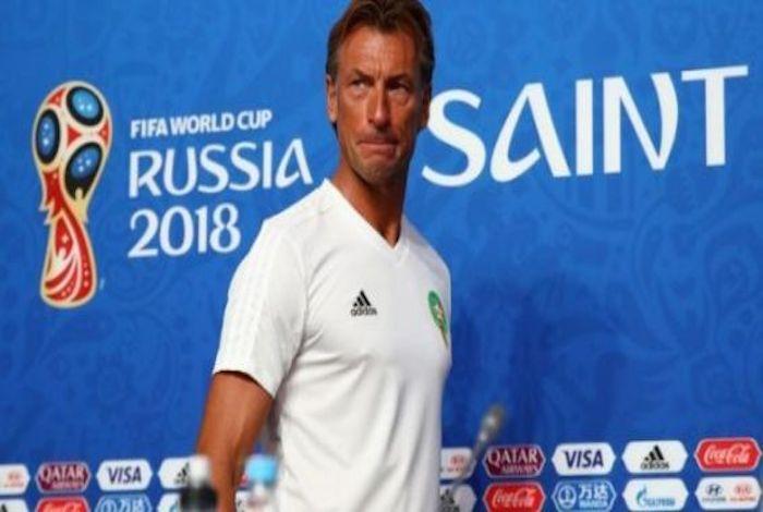 هيرفي رونار: اللاعبون يركزون على مبارة اسبانيا لإنقاذ شرف المنتخب المغربي