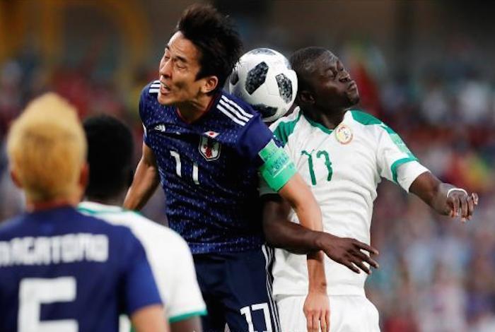 مونديال روسيا.. السنغال يكتفي بالتعادل ضد اليابان