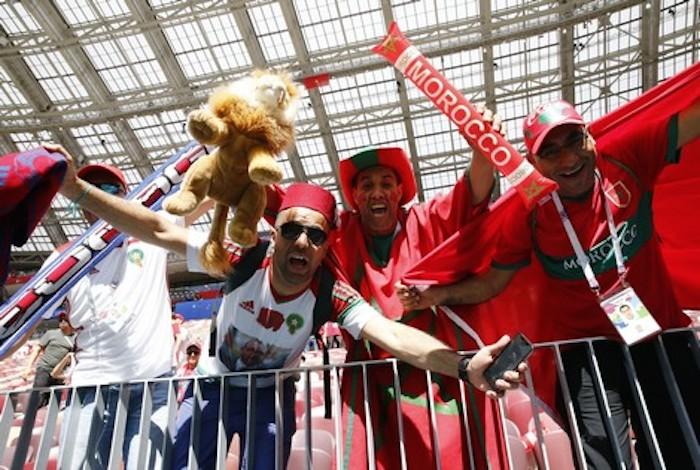روسيا تمنع آلاف المشجعين المغاربة من الوصول إلى كالينغراد بسبب تأشيرة شينغن