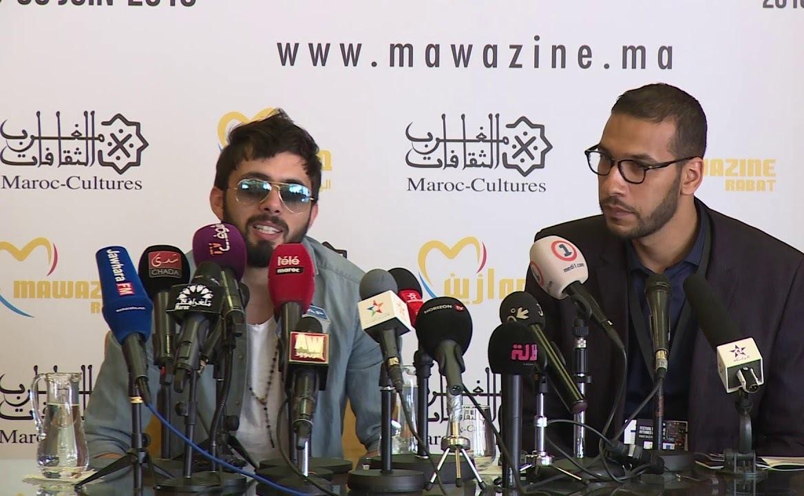 مهرجان موازين مغني فرقة بابيلون الجزائرية..موازين مهرجان فريد لا يمكن وصفه