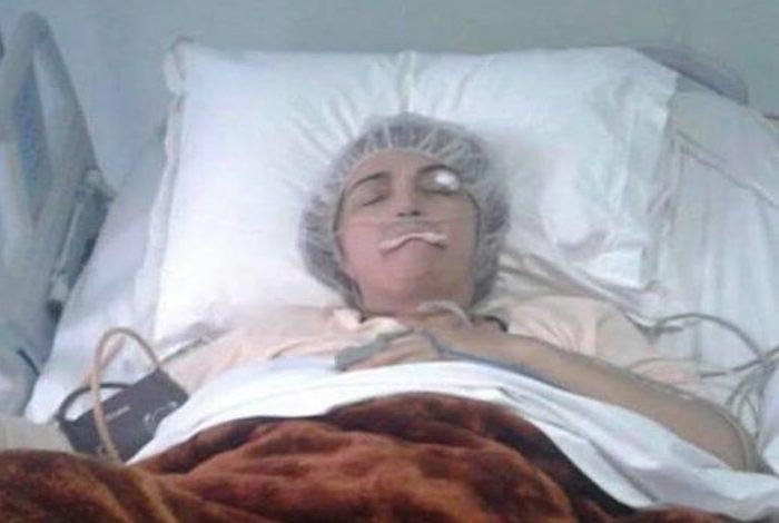الفنانة المغربية نادية أيوب تدخل غرفة الإنعاش بعد وعكة صحية