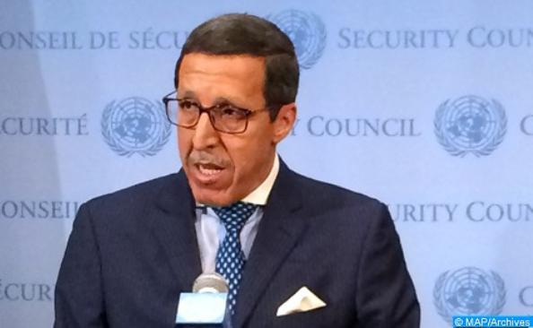 المغرب يحتج بقوة بسبب رسالة لـ