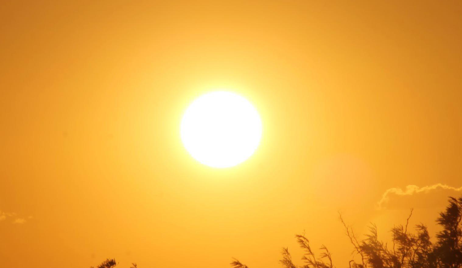 طقس السبت: حرارة وسحب غير مستقرة و زخات مطرية