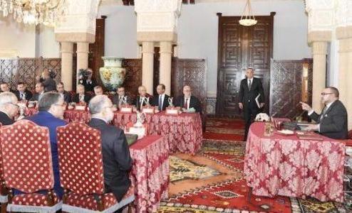 الملك محمد السادس يترأس مجلسا للوزراء الاثنين المقبل