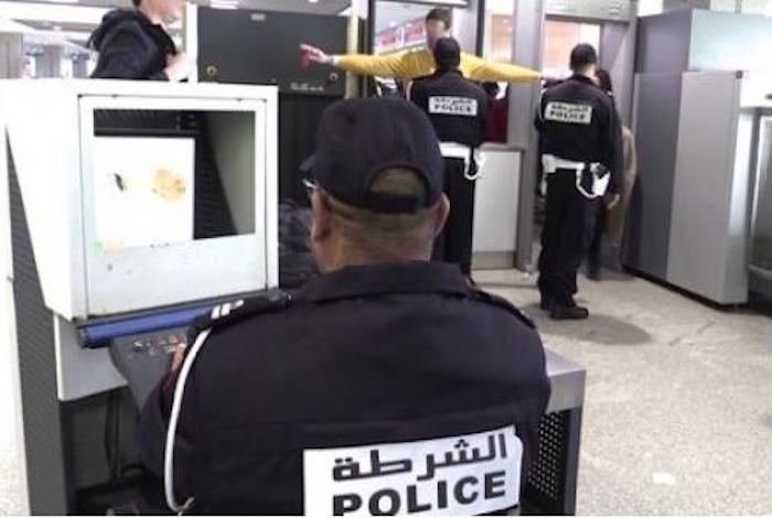 اعتقال مالي متلبس بمحاولة تهريب الحشيش بمطار البيضاء