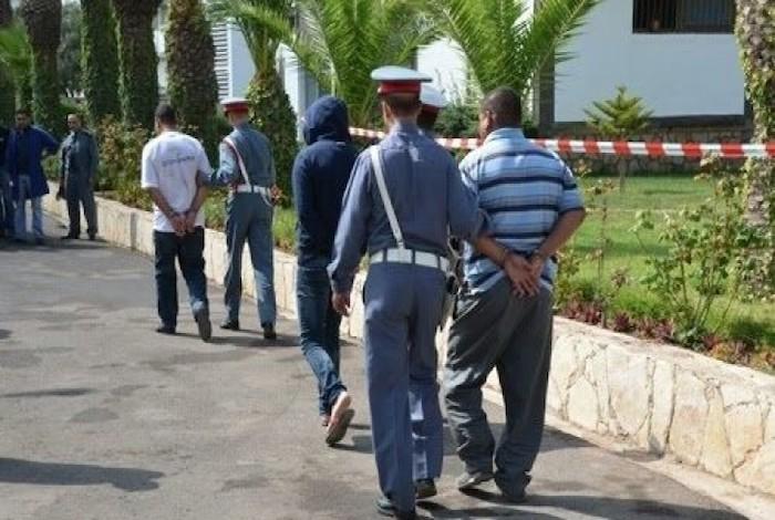 10 معتقلين في قضية الاغتصاب الجماعي لفتاة الفقيه بنصالح