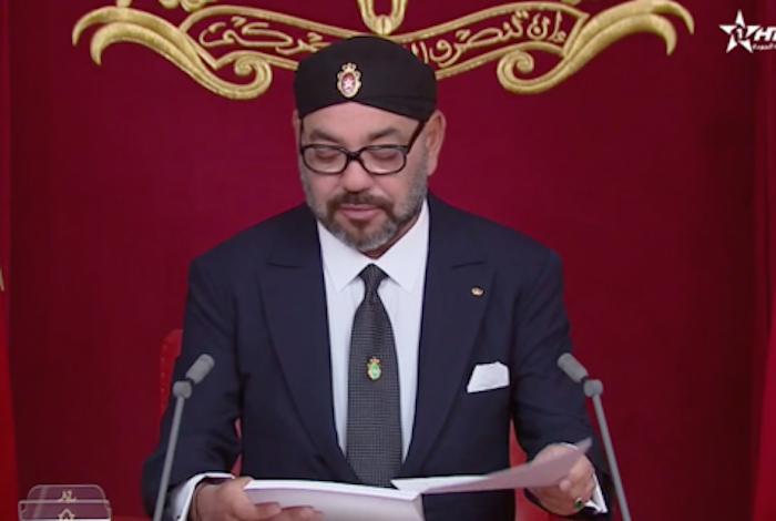 الملك محمد السادس يشدد على ضرورة وضع قضايا الشباب في صلب اهتمامات الحكومة