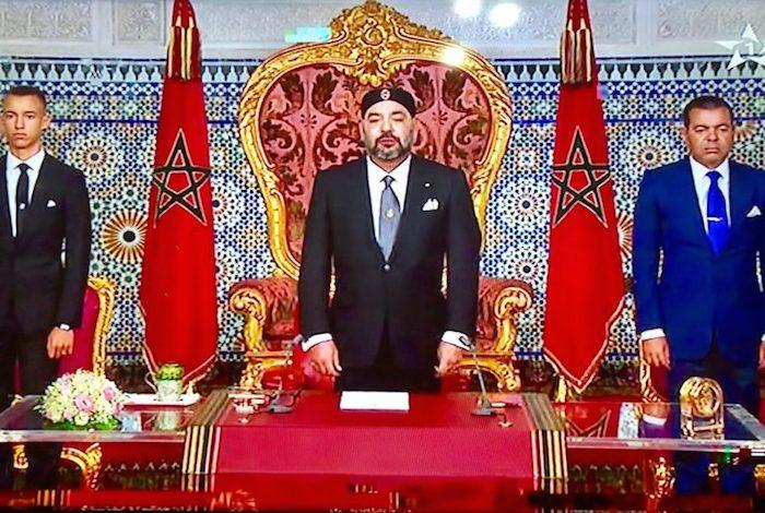 الملك: وضعية شبابنا هي دون طموحنا