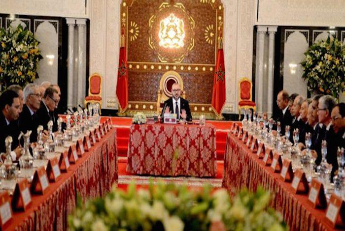 الملك يعين مسؤولين جدد بالإدارة الترابية والتكوين المهني وقطاع الكهرباء