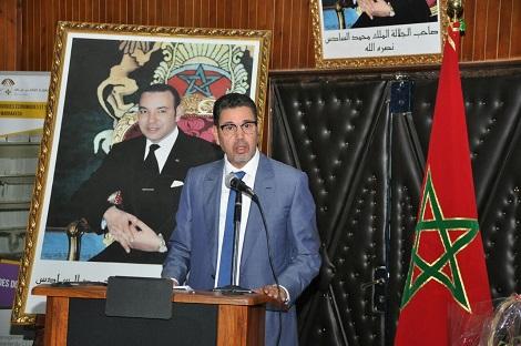 جطو يحيل تقرير المجلس الأعلى للحسابات على رئيس النيابة العامة