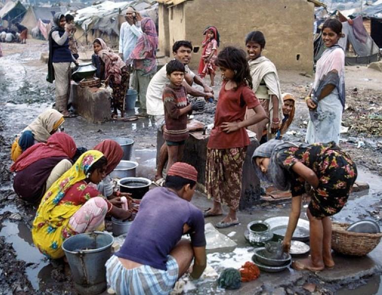 الفقر عند البنك الدولي... 50 درهم لليوم..