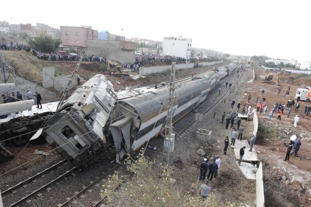 قطار بوقنادل... تأجيل محاكمة السائق