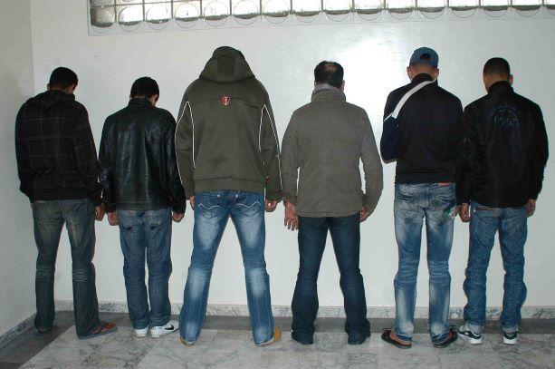 أمن وجدة ينظف شوارع عاصمة الشرق من المجرمين ويوقف 523 شخصا