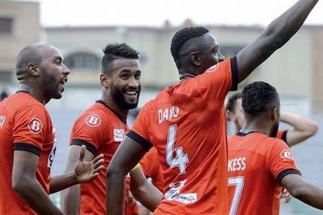 نهضة بركان يفوز على الاتحاد الليبي بـ 3 ـ 0 في اقصائيات كأس الكنفدرالية الإفريقية