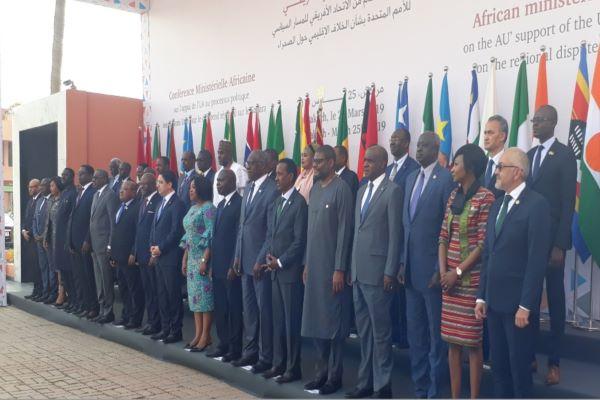 مؤتمر مراكش يختتم أشغاله... توصيات رحبت بإعتماد الجمعية العامة للقرار رقم 693