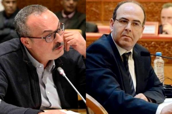 الحموتي يقطر الشمع عن بنشماس ويعلن دعمه لكودار رئيسا للجنة التحضيرية للمؤتمر