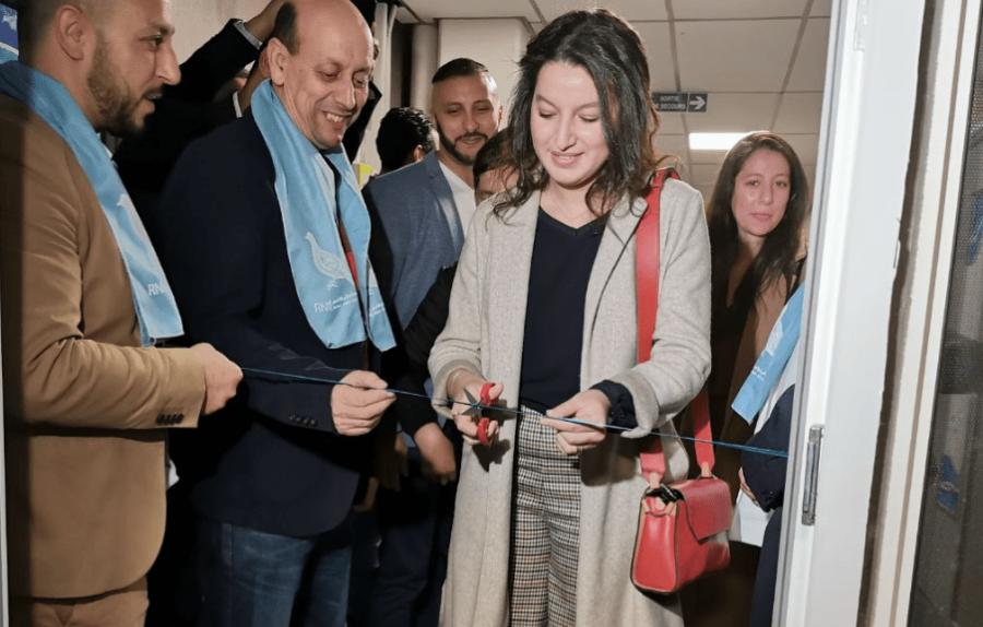 حزب الأحرار يفتتح أول مقر له بفرنسا بهدف تعزيز قدراته التنظيمية والتأطيرية