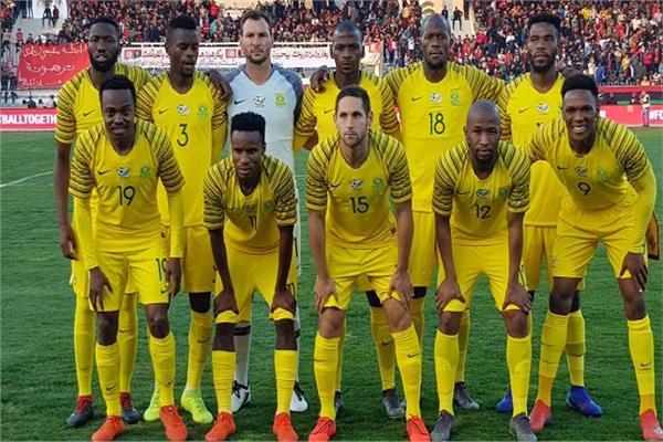لجنة تنسيق الألعاب الافريقية تغرم المنتخب الجنوب الافريقي