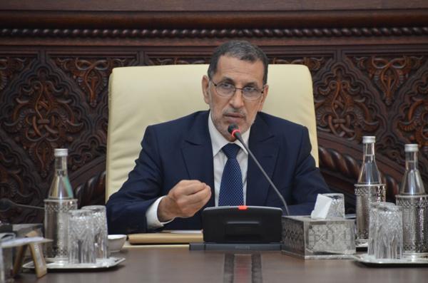 غداة الخطاب الملكي: العثماني.. سنعلن عن الهندسة الجديدة للإدارات الجهوية المشتركة