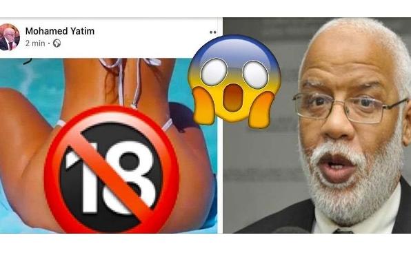 يتيم والصورة الإباحية .. خبير معلوماتي: حساب الوزير لم تتم قرصنته