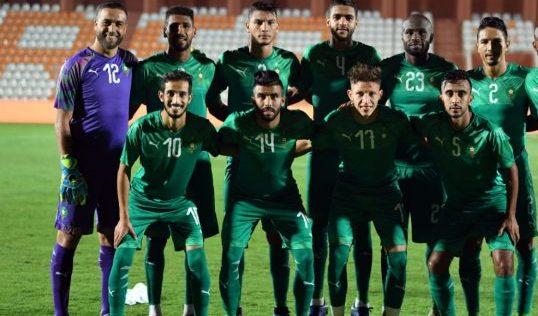 المنتخب المغربي للمحليين يتأهل لنهائيات الشان على حساب الجزائر بثلاثية