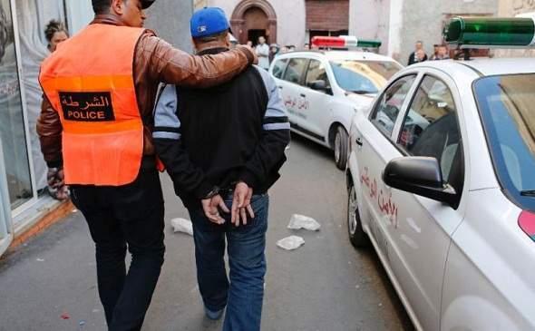 الأمن يوقف حوالي 9000 شخص بالدار البيضاء في عشرة أيام
