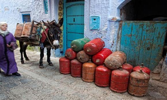 العثماني ينفي رفع ثمن قنينات الغاز
