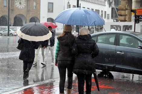 أمطار مرتقبة في هذه المناطق السبت