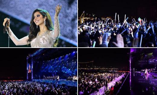 أصالة تدعم بلقيس بعد نجاح حفلها في دبي.. لماذا أقحم الجمهور أحلام؟
