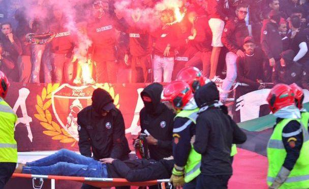 """عبيابة معلقا على شغب """"الكلاسيكو"""": سلوكيات فردية ومندسة تسيء للمغرب"""
